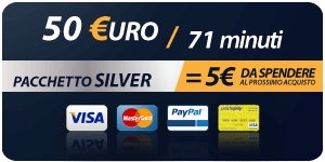 Pacchetto 50 Euro 71 minuti