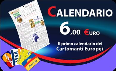 Clicca qui per acquistare il calendario